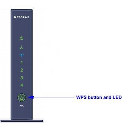 دکمه WPS