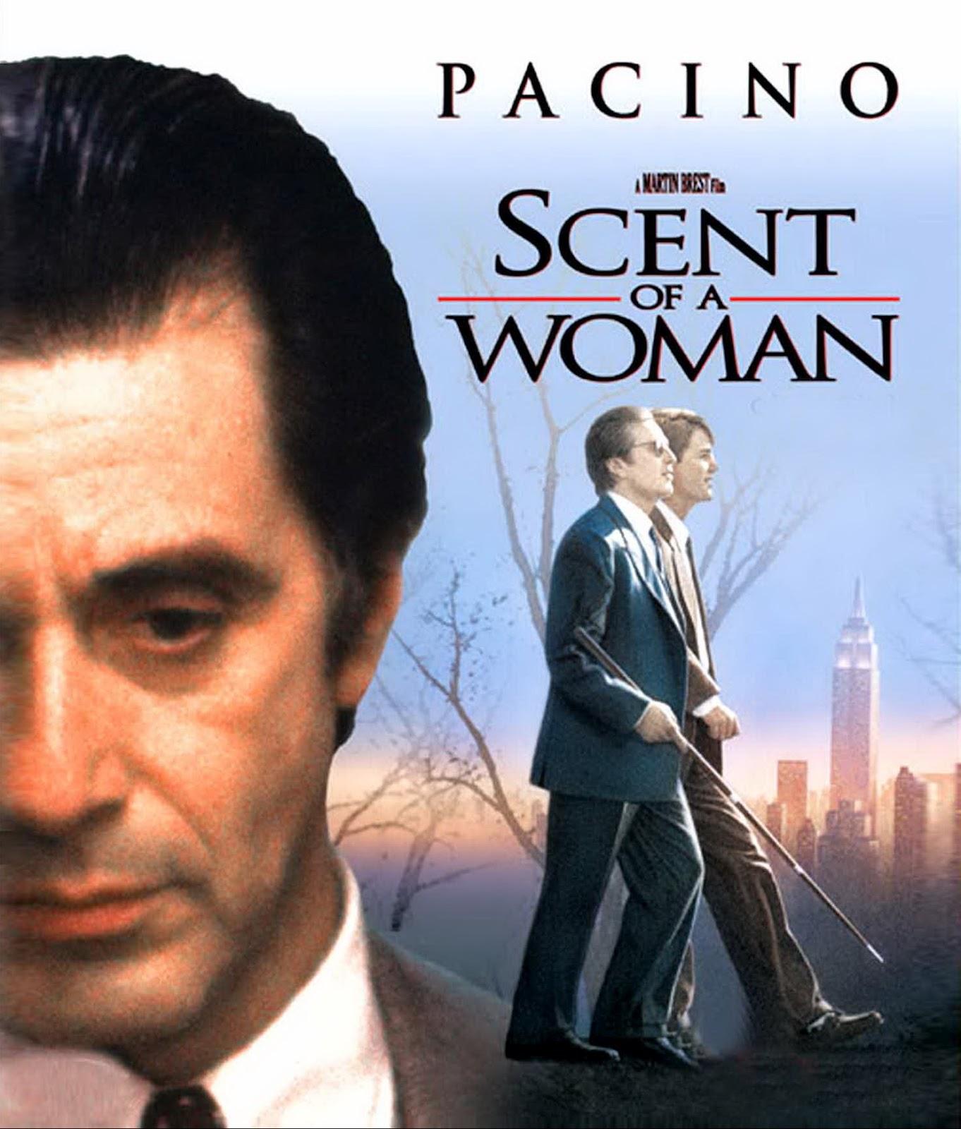 بوی خوش زن Scent of a Woman فیلمی از مارتن برست محصول 1992 آمریکا