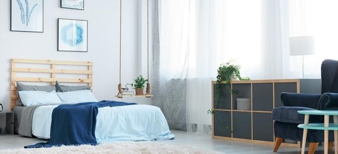 تخت خوابتان را به محیطی دنج برای خود تبدیل کنید
