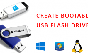 ساخت USB بوتیبل