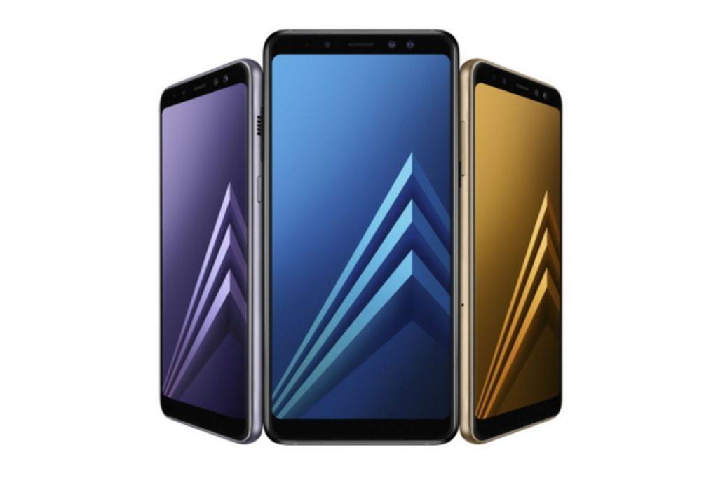 گوشی گلکسی (2018) A8 و گلکسی (2018) A8 Plus