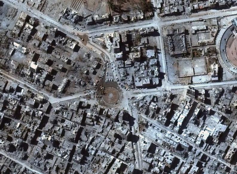 عراق و سوریه در حاشیه امنیت.