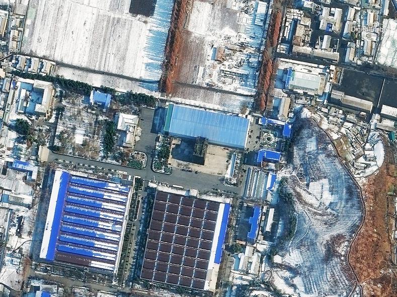 کره شمالی برنامه ی سلاح های هسته ای خود را ارتقا داد.