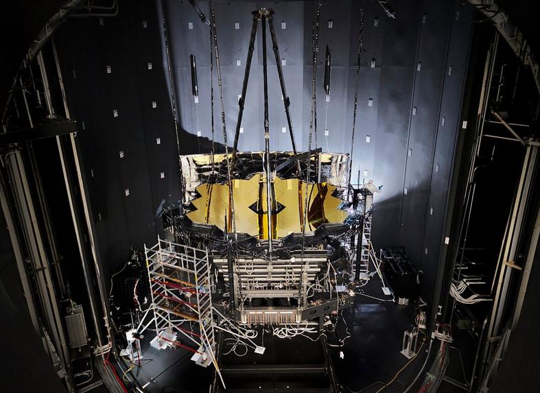 «تلسکوپ فضایی جیمز وب»