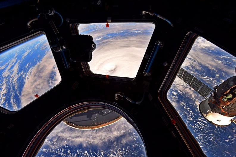 توفان از فضا