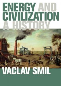 """کتاب """"انرژی و تمدن: تاریخچه"""" اثر Vaclav Smil"""