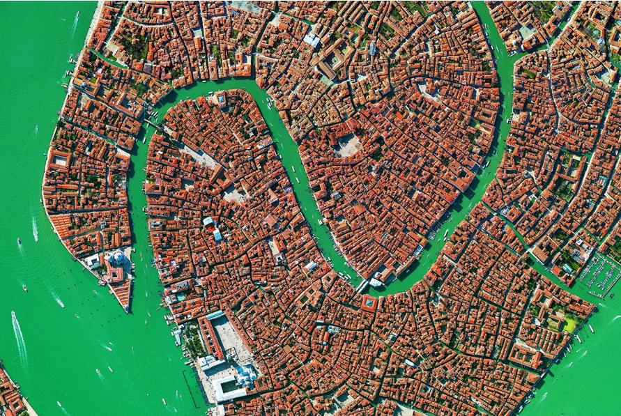 کانال گرند - ونیز، ایتالیا