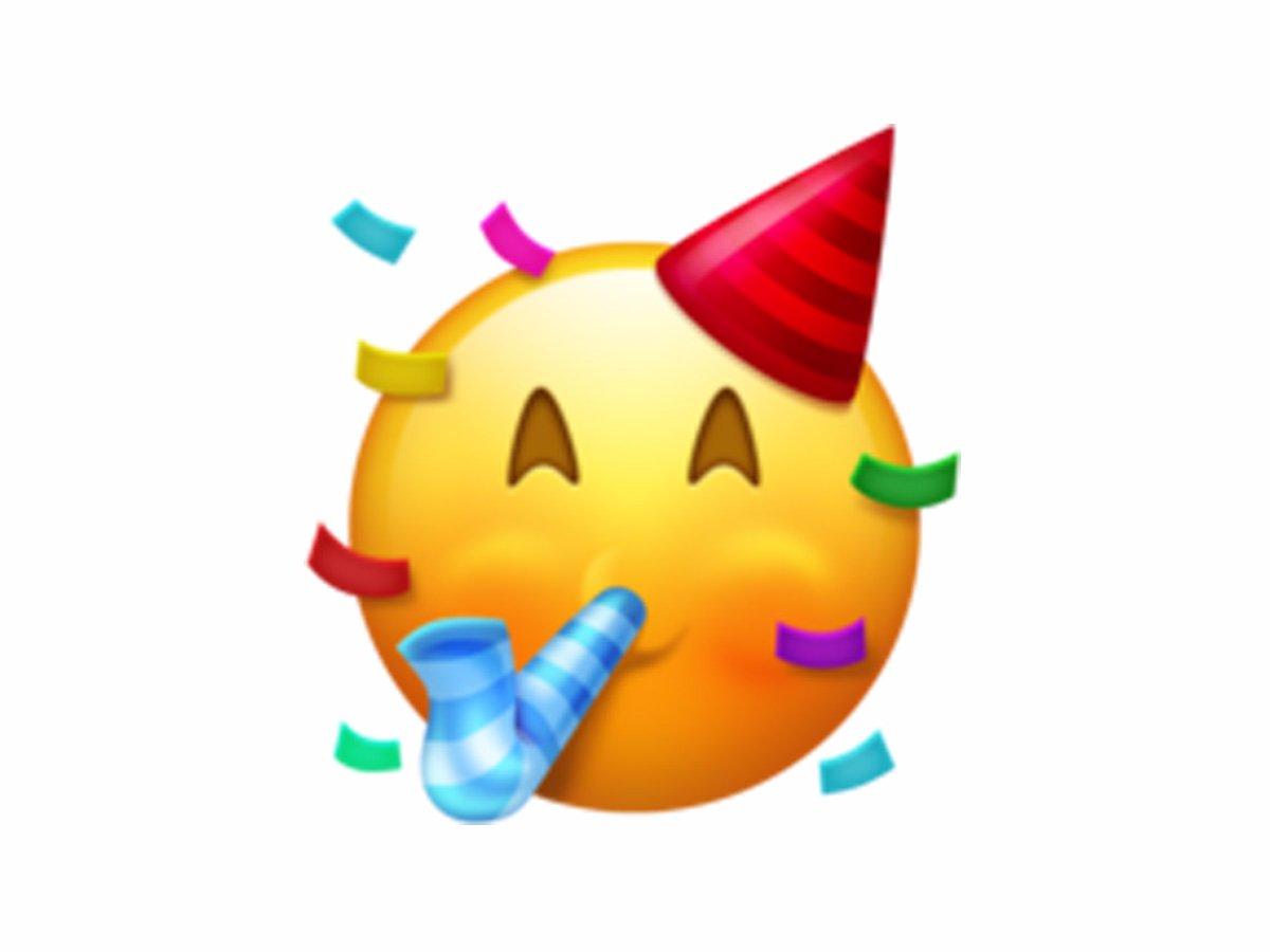 ایموجی جشن تولد و جشن و ...