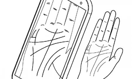 فناوری تشخیص کف دست