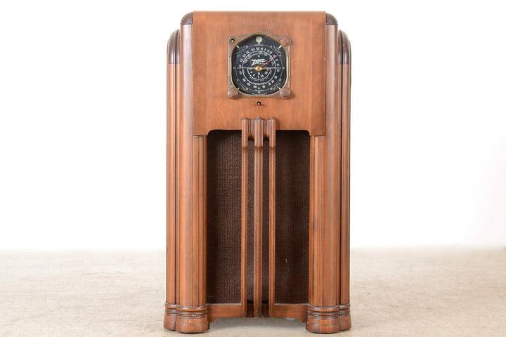 Console Radio - ۱۹۲۰s تاریخچه سیستم های صوتی