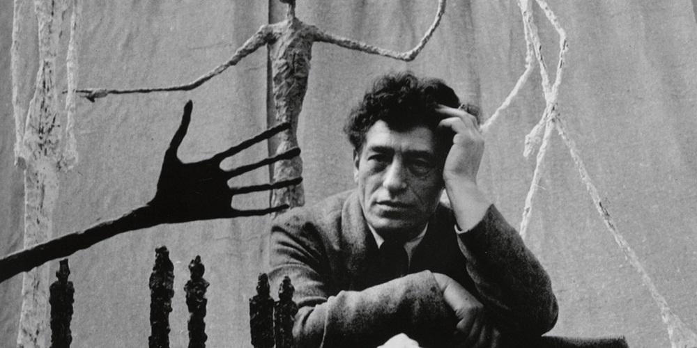 آلبرتو جاکومتی Alberto Giacometti