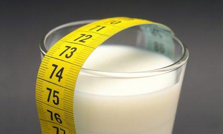 رژیم شیر و کاهش وزن در چهار هفته با رژیم لاغری شیر