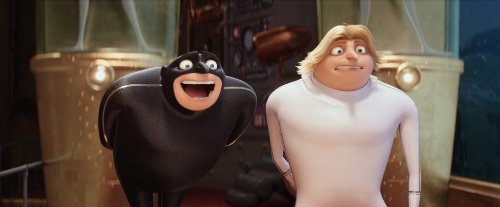 انیمیشن «من نفرت انگیز ۳» (Despicable Me 3)