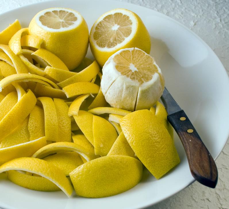 خواص پوست لیمو ترش