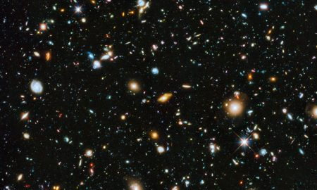 """کشف ۷۰ کهکشان """"نامرئی"""" را در عمیقترین و تاریکترین نقاط آسمان شب"""