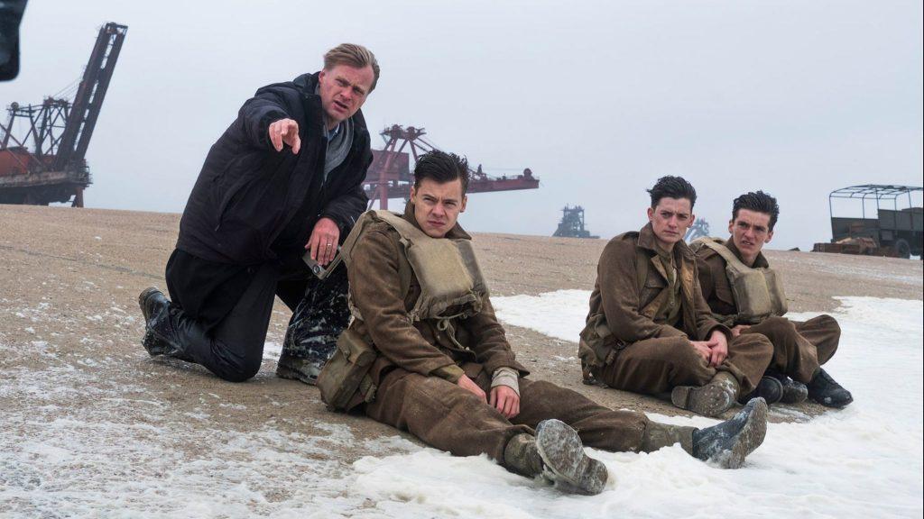فیلم Dunkirk از کریستوفر نولان محصول 2017
