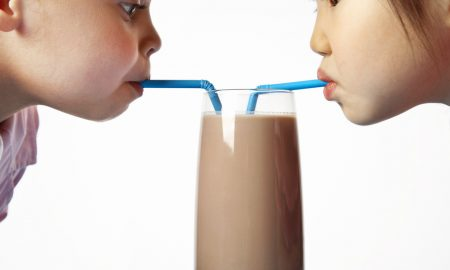 فواید شیر کاکائو