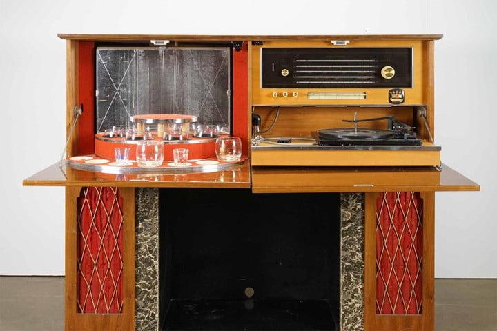One piece Hi-Fi System - ۱۹۵۰s-1960s تاریخچه سیستم های صوتی