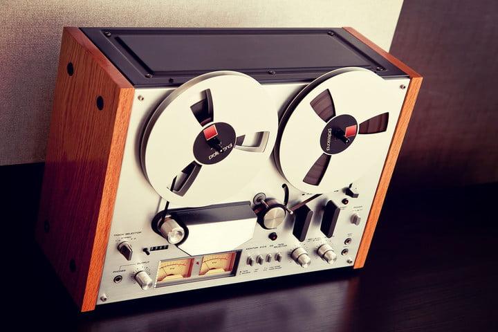 Reel to Reel Player ۱۹۵۰s-1980s تاریخچه سیستم های صوتی