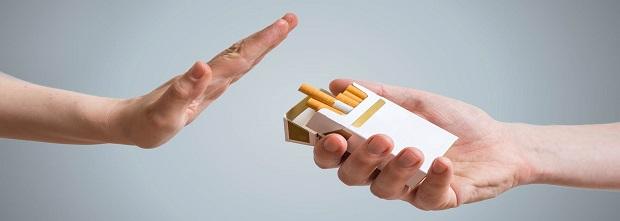 یکی از روش که خیلی از سیگاریها آن را موفق میدانند ترک ناگهانی است