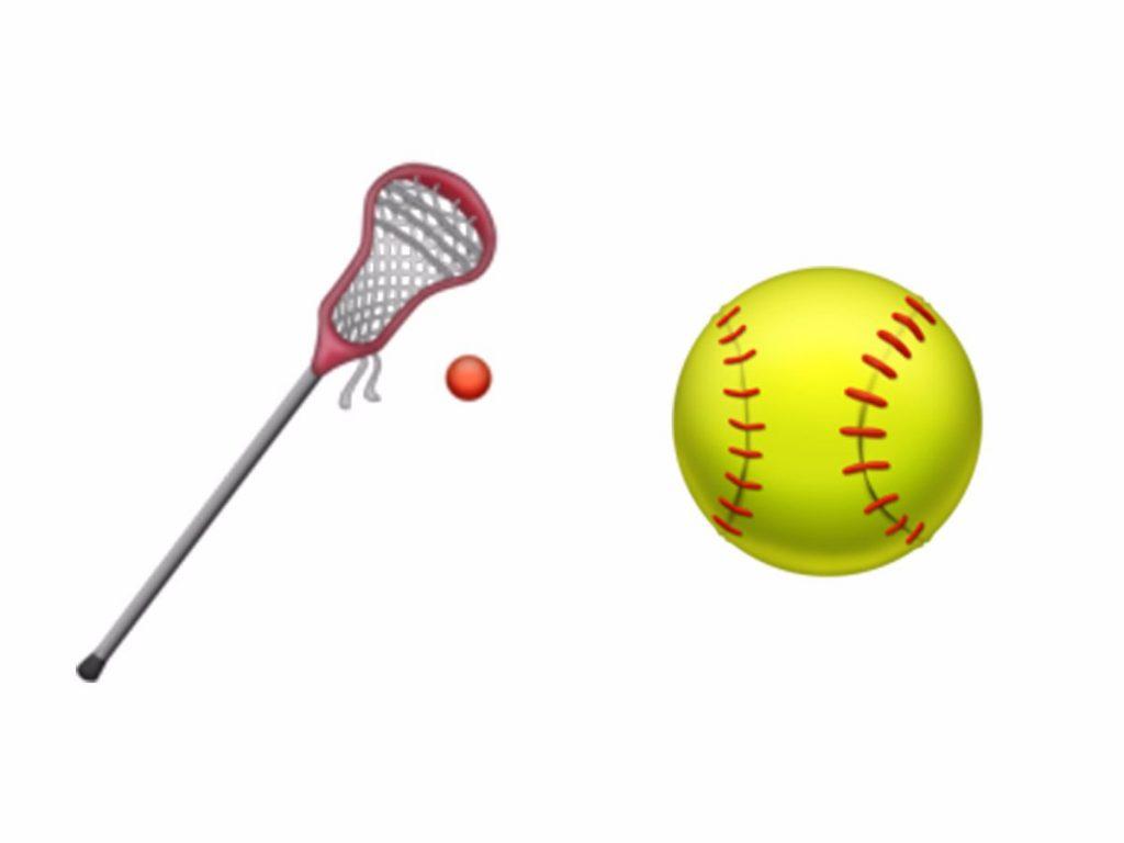 ایموجی ابزار های ورزشی