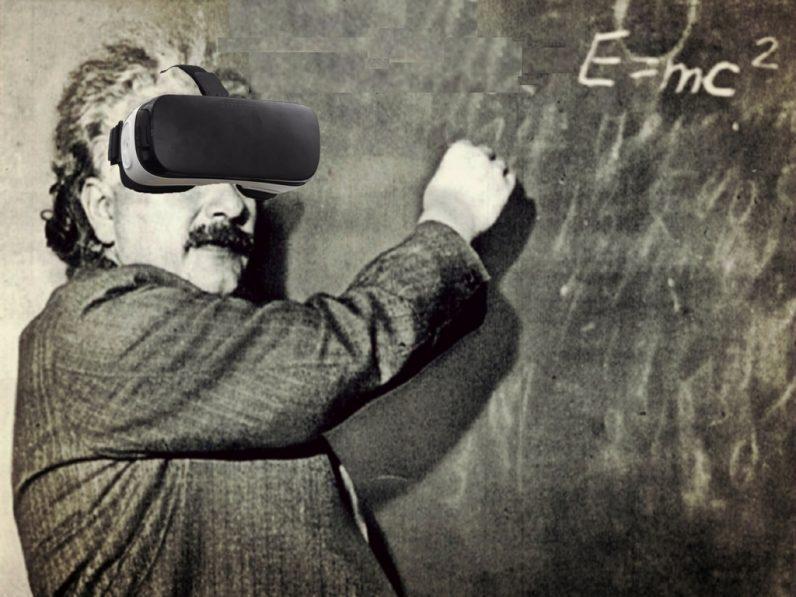 اولین جایزه نوبل واقعیت مجازی در سال ۲۰۱۸