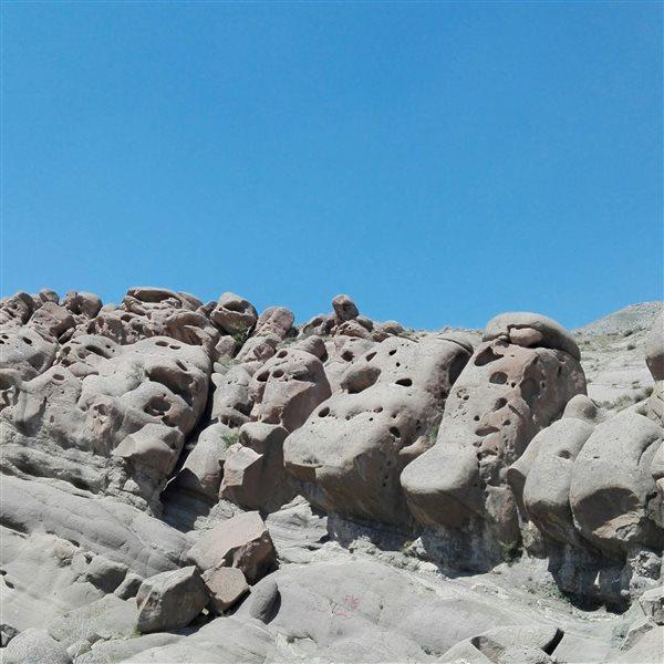 راهنمای سفر به ارواح سنگی در زندیکی تهران