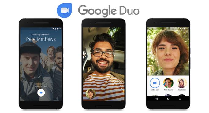 تماس صوتی و تصویری Google Duo همیشه در دسترس