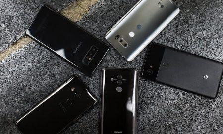 گوشی های هوشمند در سال ۲۰۱۸