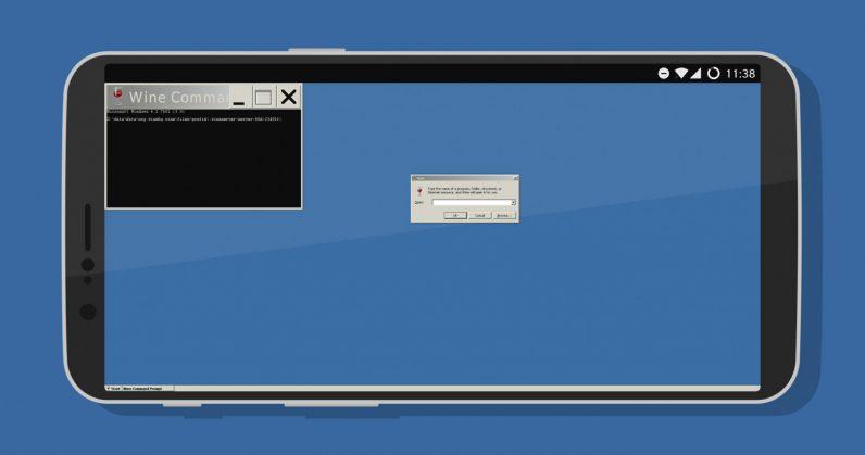 با Wine 3.0 اجرای اپ های ویندوز در گوشی اندرویدی
