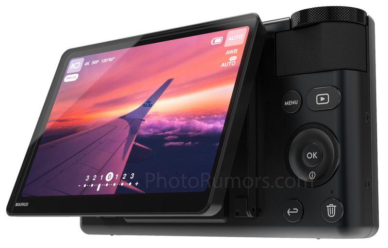 دوربین Canon G7X Mark III