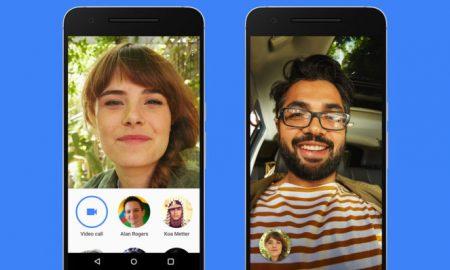 تماسهای صوتی و تصویری Google Duo