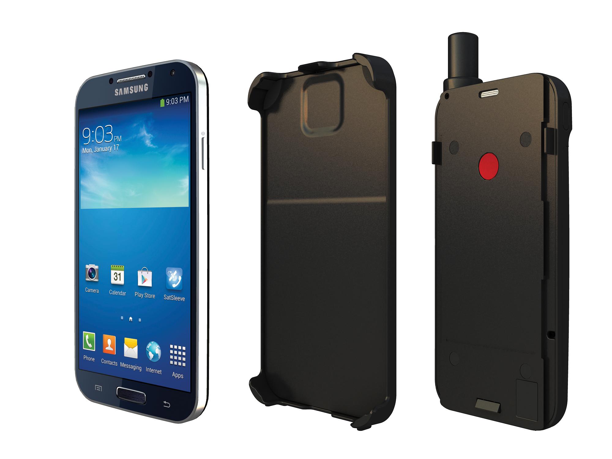 گوشی هوشمند خود را به یک تلفن ماهواره ای تبدیل کنید