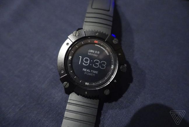 « PowerWatch X » ساعت هوشمندی که با حرارت بدن کار میکند