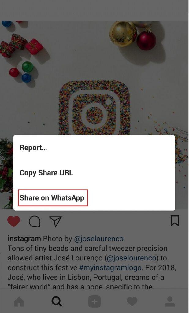 فیس بوک قابلیت اشتراک گذاری استوری Instagram در WhatsApp را مهیا کرده است!!
