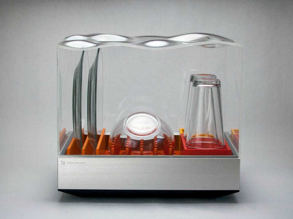 این ماشین ظرفشویی هوشمند ظروف شما را می شوید و حتی برایتان غذاهای دریایی می پزد!!