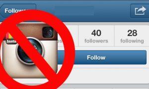 حذف فالوئر های اینستاگرام بدون بلاک کردن