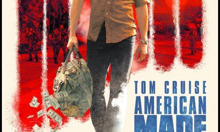 فیلم Amercian made 2017 کاری از داگ لیمان
