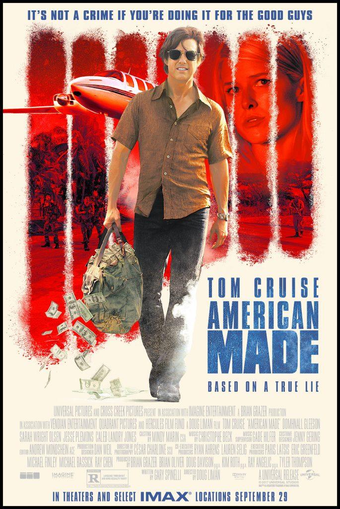 معرفی فیلم American made 2017 کاری از داگ لیمان