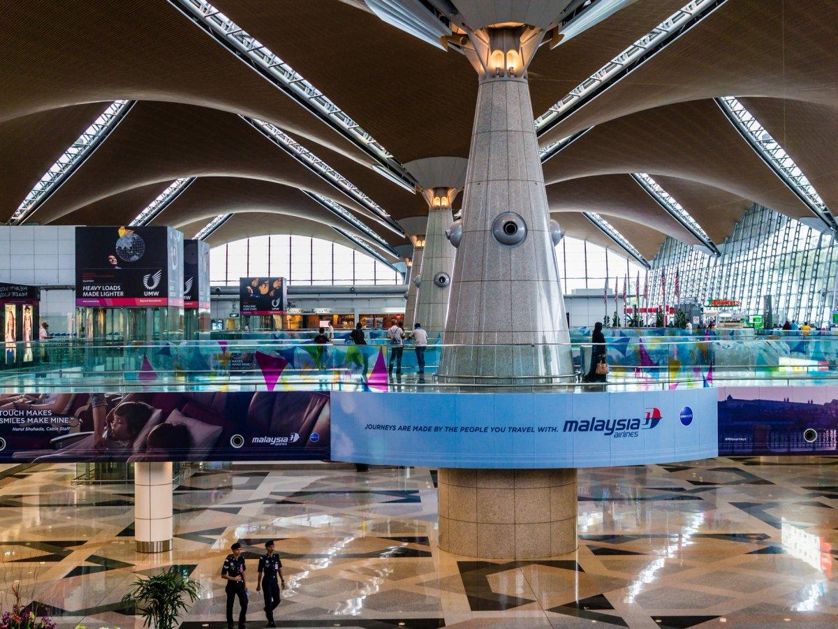 زیباترین فرودگاه های جهان