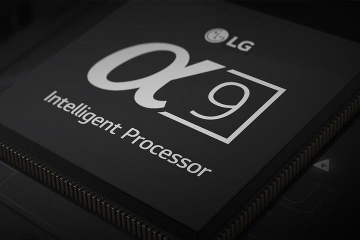 پردازنده A9 در تلویزیونهای 8K OLED ال جی در سال ۲۰۱۸