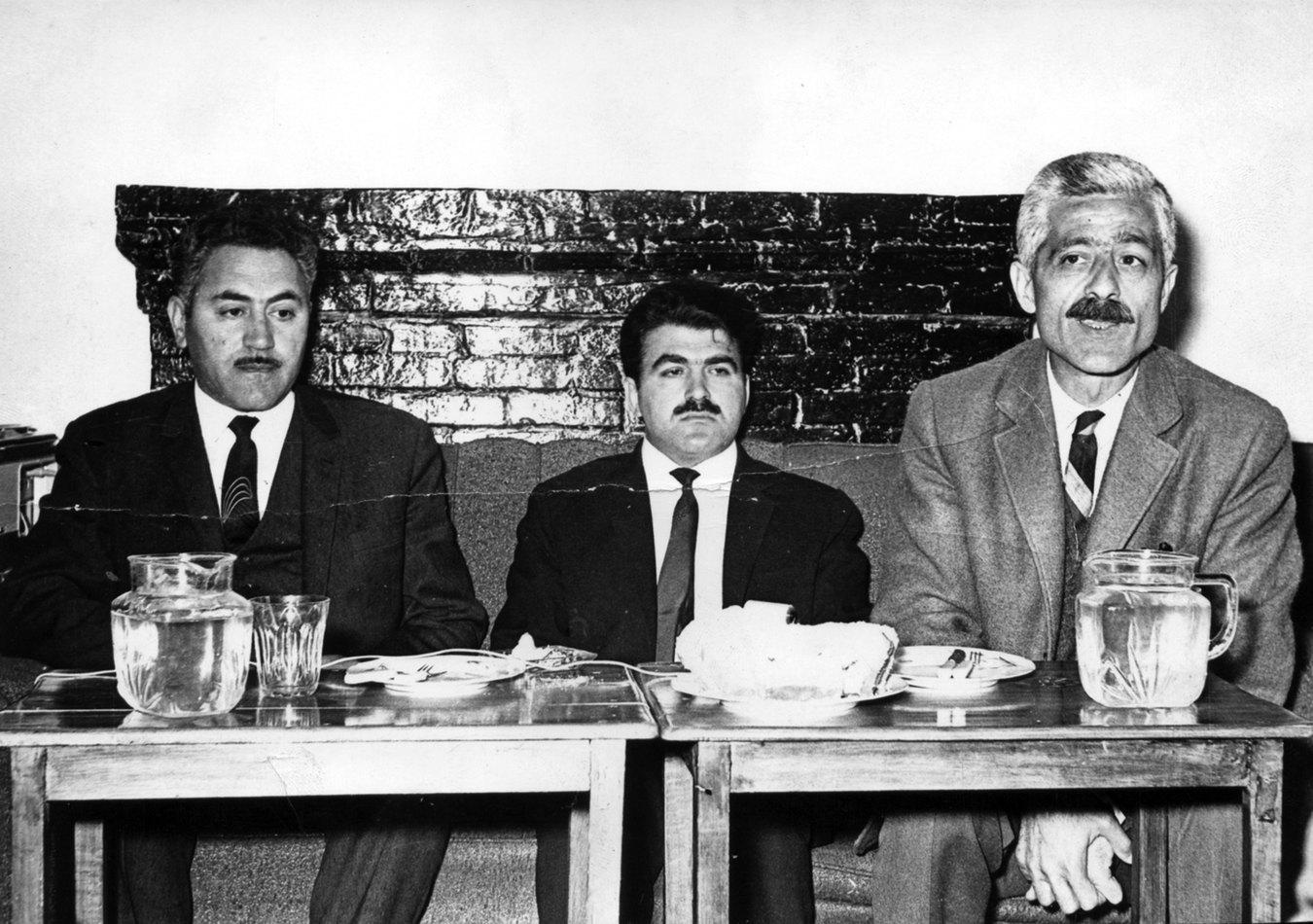 غلامحسین ساعدی ۱۹۸۵-۱۹۳۶