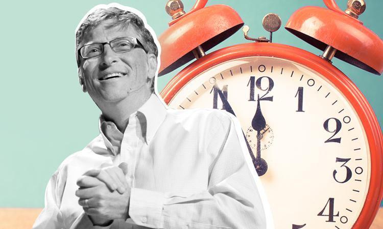 راز موفقیت افراد مطرح جهان با رعایت قانون ۵ ساعت