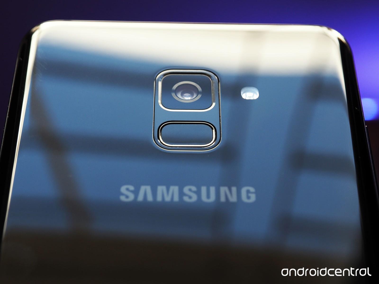 سنسور اثر انگشت در Galaxy S9