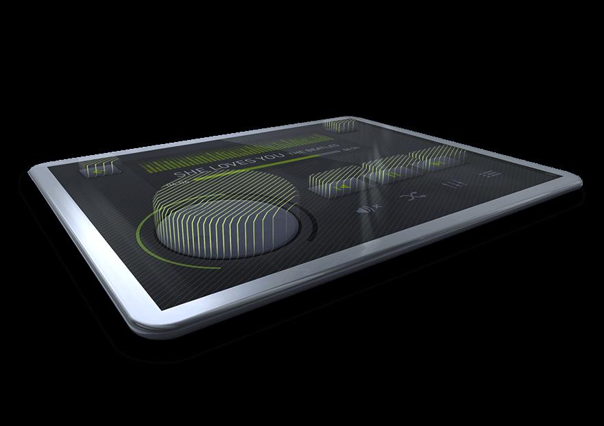 گوگل مخفیانه یک استارتاپ انگلیسی را خریده است که به کمک ارتعاش، نمایشگر گوشی تان را به اسپیکر تبدیل می کند!!