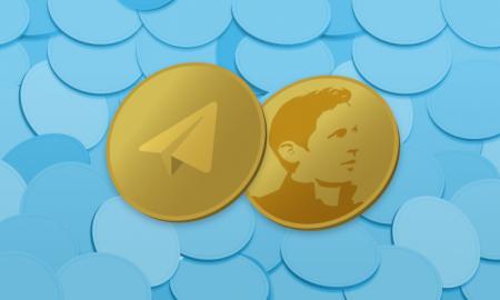 ارز دیجیتالی تلگرام با نام Gram