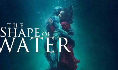 شکل آب فیلمی از گیرمو دل تورو محصول 2017
