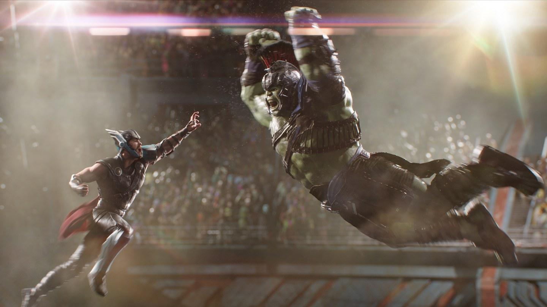 ثور: رگنوراک Thor: Ragnarok محصول استودیو مارول ۲۰۱۷