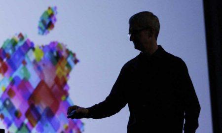 لوگوی جدید حفظ حریم خصوصی اپل