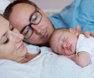 تاثیر مثبت ارتباط پوستی بین والدین و نوزاد